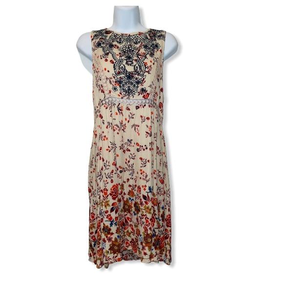NEW! Women's Midi Medium Sleeveless Dress